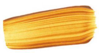 Farba akrylowa Golden Heavy Body 59ml - 1386 Transparent Yellow Iron Oxide