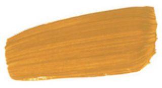 Farba akrylowa Golden Heavy Body 59ml - 1410 Yellow Oxide