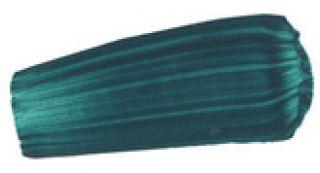 Farba akrylowa Golden Heavy Body 148ml - 1469 Viridian Green Hue