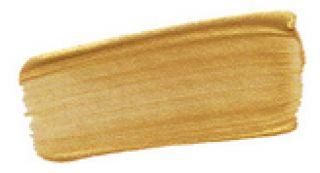 Farba akrylowa Golden Heavy Body 59ml - 4012 Iridescent Bright Gold (Fine)