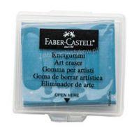 Gumka chlebowa Faber Castell - niebieska