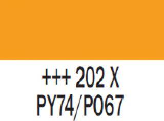 Gwasz Extra Fine Talens 50ml - 202 Żółty ciemny