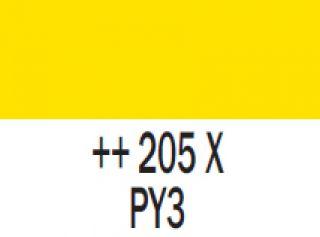 Gwasz Extra Fine Talens 50ml - 205 Żółty cytrynowy