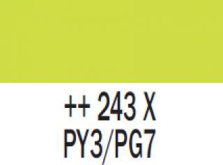 Gwasz Extra Fine Talens 50ml - 243 Jasny zielonkowo - żółty