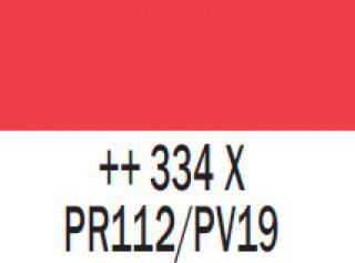 Gwasz Extra Fine Talens 50ml - 334 Szkarłat