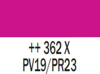 Gwasz Extra Fine Talens 50ml - 362 Róż ciemny