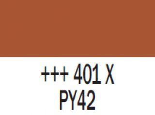 Gwasz Extra Fine Talens 50ml - 401 Brązowy jasny