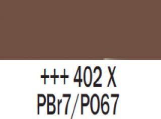 Gwasz Extra Fine Talens 50ml - 402 Brązowy ciemny