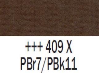 Gwasz Extra Fine Talens 50ml - 409 Umbra palona