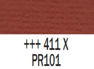 Gwasz Extra Fine Talens 50ml - 411 Siena palona