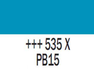 Gwasz Extra Fine Talens 50ml - 535 Ceruleum bł. ftalowy