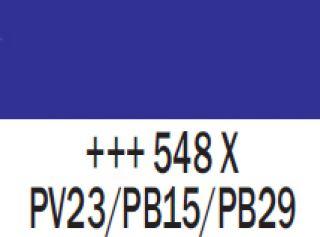 Gwasz Extra Fine Talens 50ml - 548 Niebieski fiolet