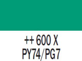 Gwasz Extra Fine Talens 50ml - 600 Zielony