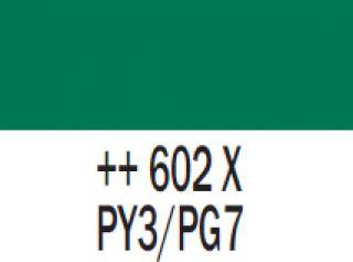 Gwasz Extra Fine Talens 50ml - 602 Zielony ciemny