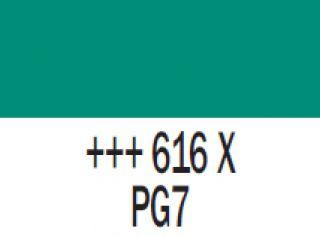Gwasz Extra Fine Talens 50ml - 616 Zieleń szmaragdowa