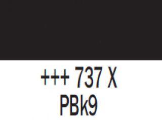 Gwasz Extra Fine Talens 50ml - 737 Czarny neutralny