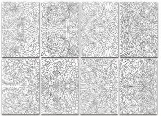 Chameleon Color Cards - Mirror Images