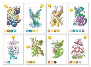 Chameleon Color Cards - Nature