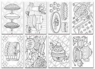 Chameleon Color Cards - Sweet Treats