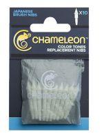Końcówki wymienne Chameleon - 10 Brush nibs
