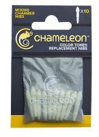 Końcówki wymienne Chameleon - 10 Mixing chamber nibs