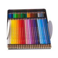 Kredki Mondeluz opakowanie metalowe - 48 kolorów