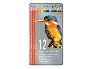 Kredki Bruynzeel specials - Bird - 12 kolorów