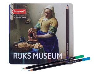 Kredki Dutch Masters - Mleczarka - 24 kolory