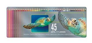 Kredki Bruynzeel specials - Turtle - 45 kolorów
