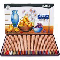 Kredki LYRA Rembrandt Polycolor  - 36 kolorów
