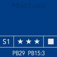 4+1! Farby olejne Fine Oil L&B 150 ml - 064 Cobalt Blue Hue