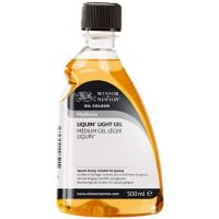 W&N Liquin light gel - Liquin light gel 500ml