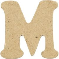 Literka z MDF-u 4cm - M