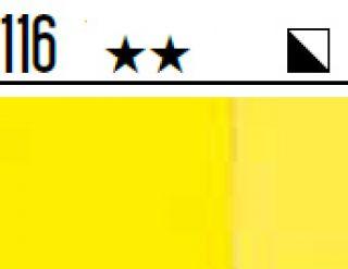Farba akrylowa Maimeri Acrilico 500ml - 116 Żółty podstawowy