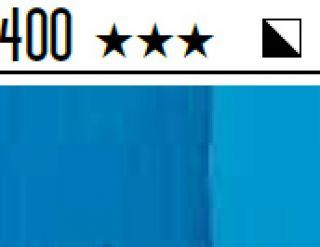 Farba akrylowa Maimeri Acrilico 500ml - 400 Cyjan