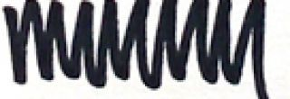 Marker Lumocolor okrągły - Czarny