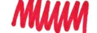 Marker Lumocolor okrągły - Czerwony