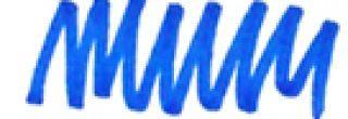 Marker Lumocolor okrągły - Niebieski