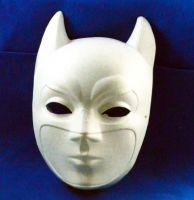 Maska papierowa - 12 - Batman