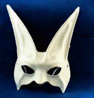 Maska papierowa - 13 - Ryś