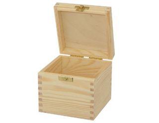 Pudełko na herbatę - 387 - kwadratowe