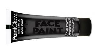 Farba do ciała Face Paint 13ml - Black