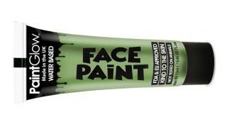 Farba do ciała Face Paint 13ml - Bright green