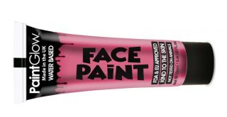 Farba do ciała Face Paint 13ml - Bright pink