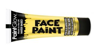 Farba do ciała Face Paint 13ml - Bright yellow