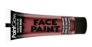 Farba do ciała Face Paint 13ml - Burgundy