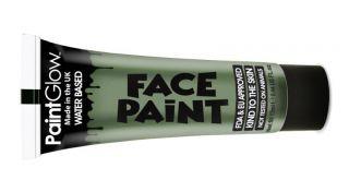 Farba do ciała Face Paint 13ml - Dark green