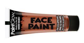 Farba do ciała Face Paint 13ml - Dark orange