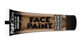 Farba do ciała Face Paint 13ml - Light brown