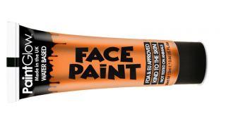 Farba do ciała Face Paint 13ml - Orange